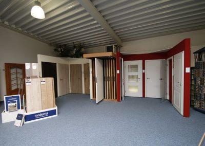 Ausstellungen Innenbereich Mustertüren