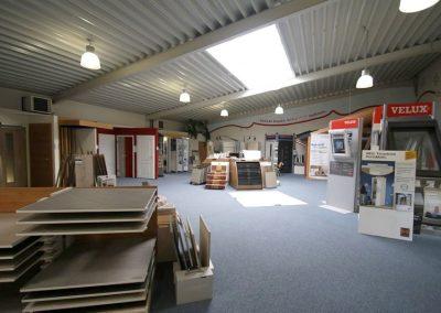 Ausstellungen Innenbereich Raumansicht
