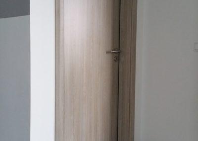 HUGA-DURAT Eiche-grau-melange Zargenform-ELIPSE