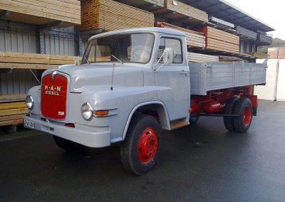 MAN-Diesel-Oldtimer