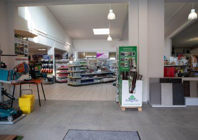 Baufachmarkt Klocke Kalletal