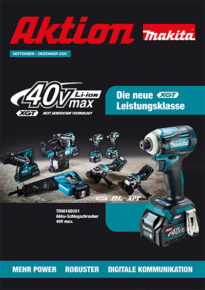 makita Aktion September-Dezember 2020